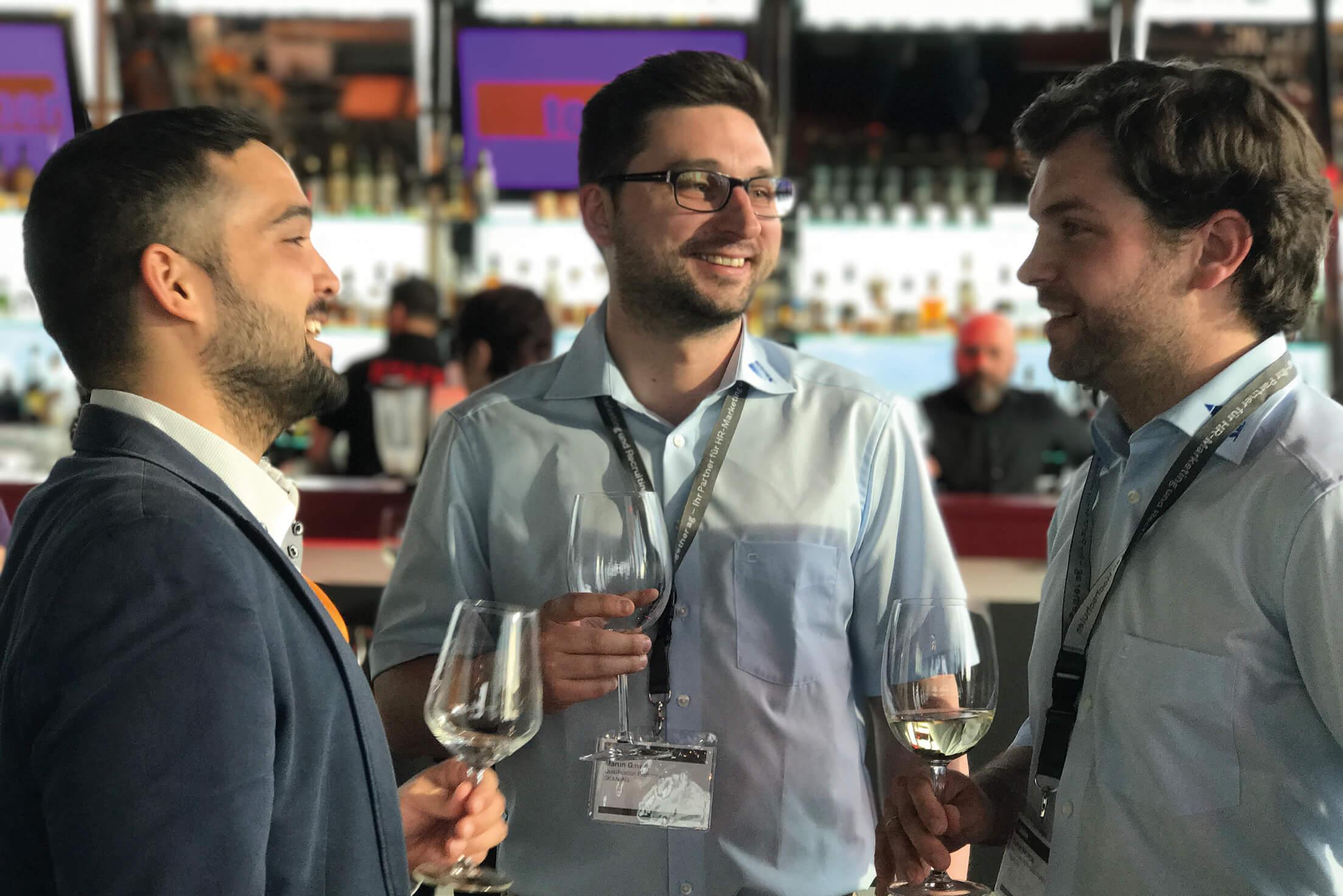 Sprungbrett-Event Basel 2018
