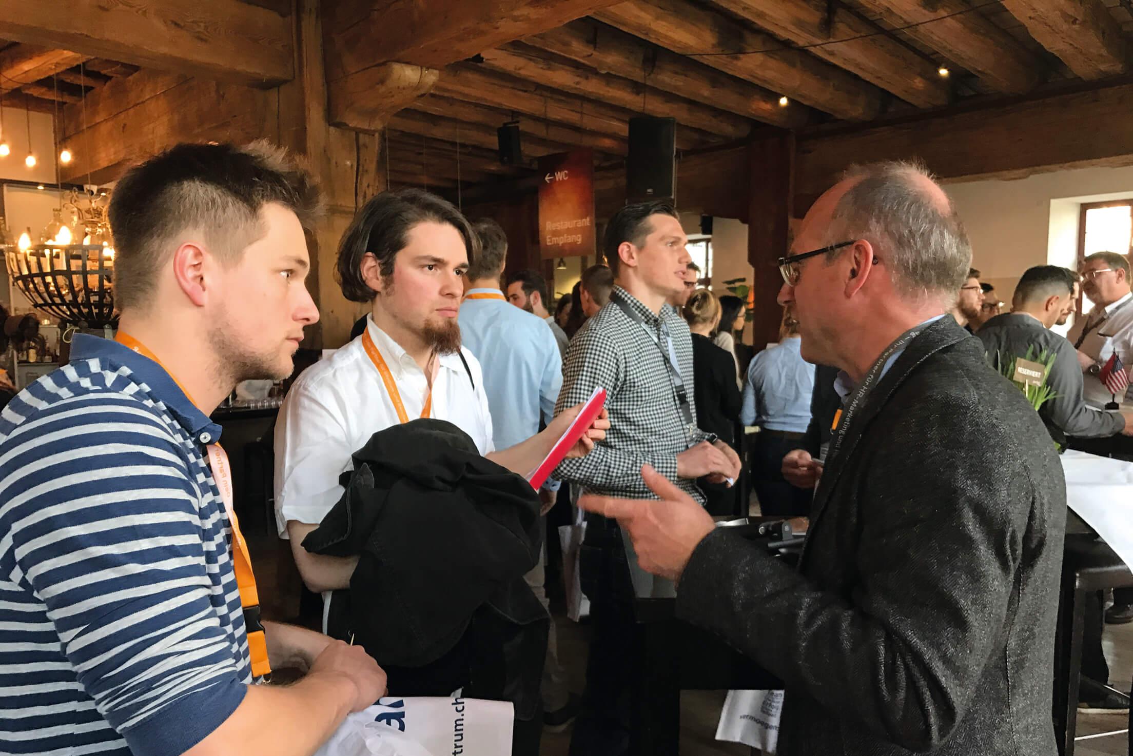 Sprungbrett-Event Schaffhausen 2018