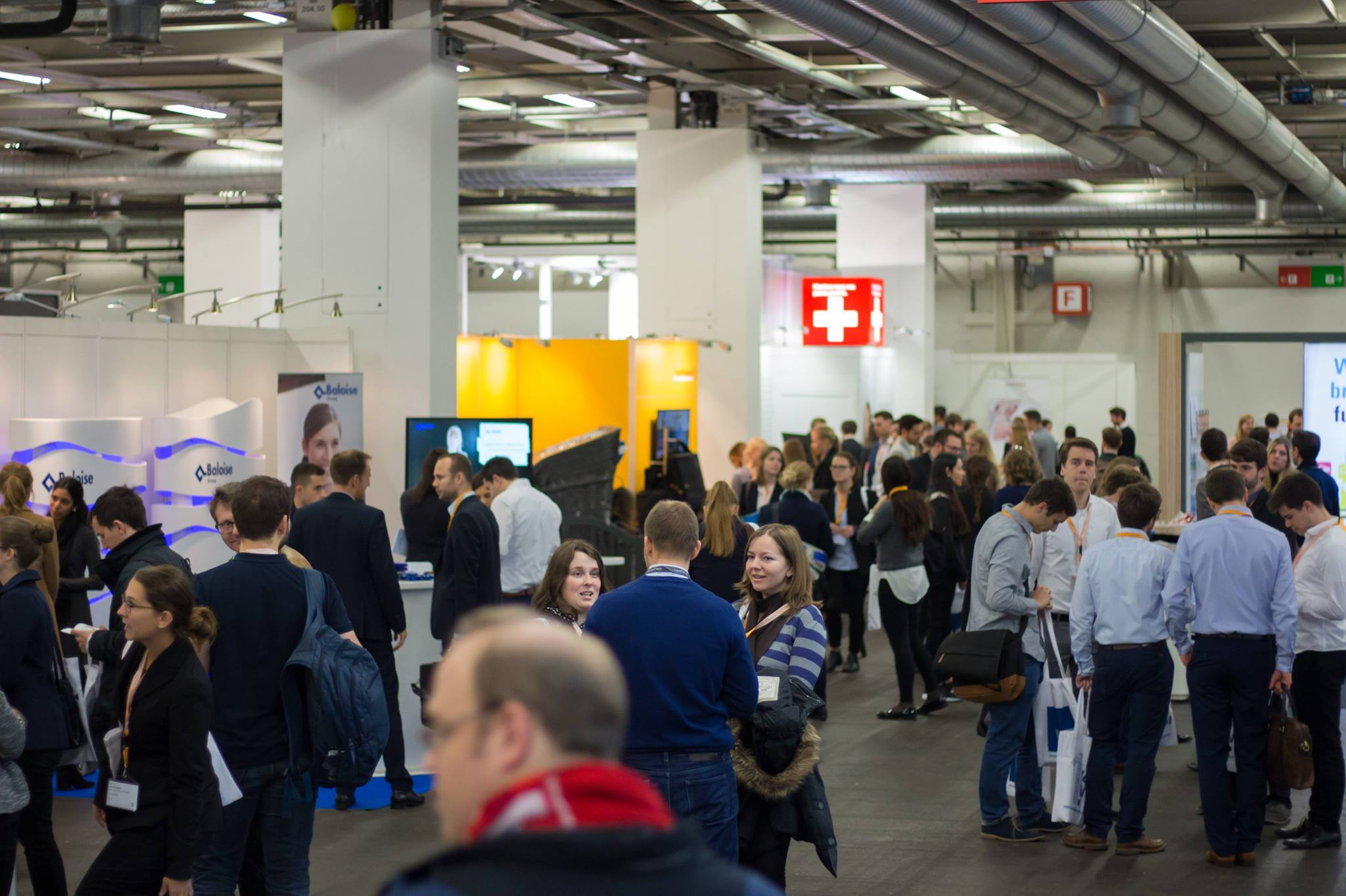 Absolventenmesse Basel 2017
