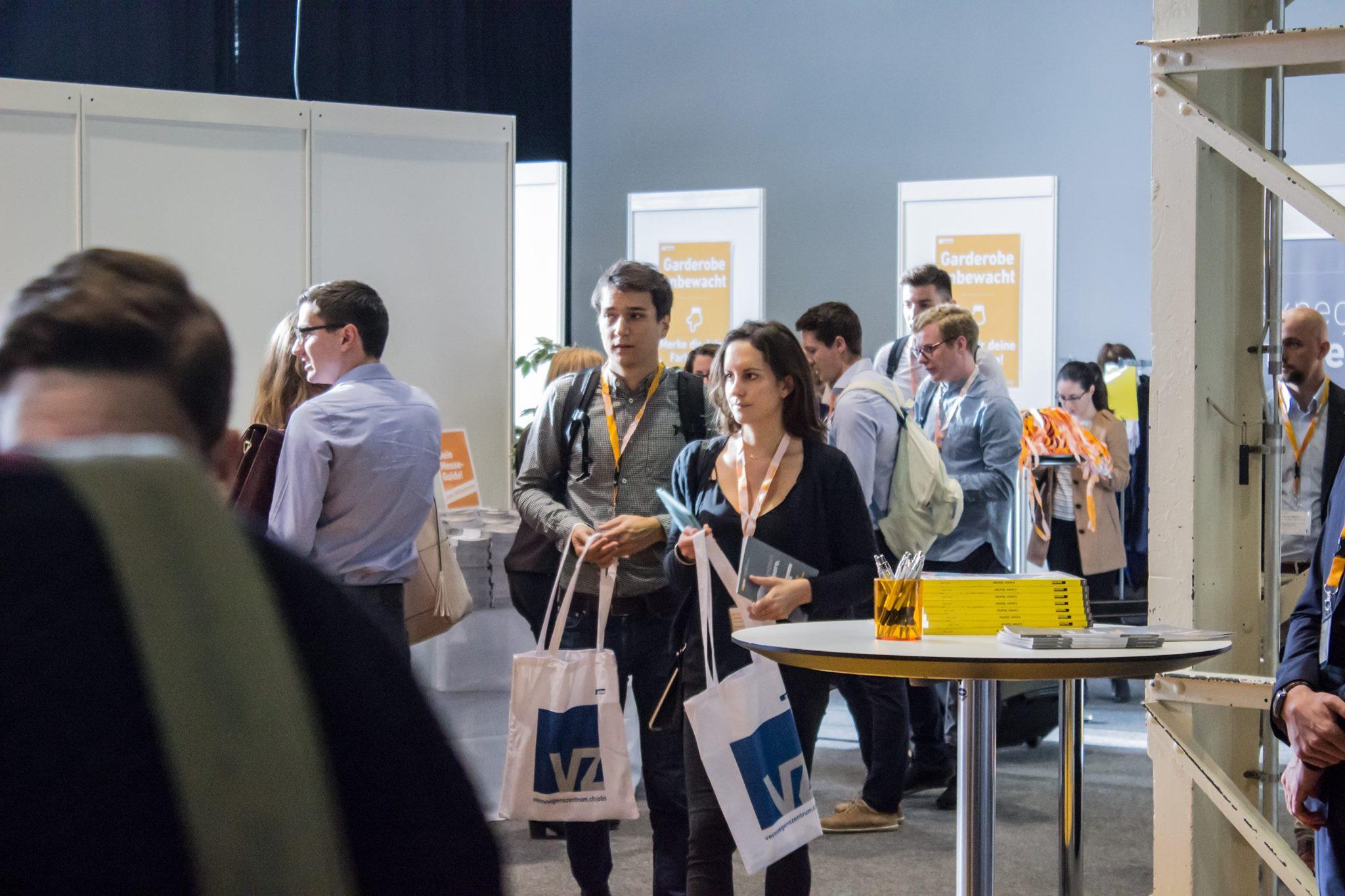 Absolventenmesse Schweiz 2017