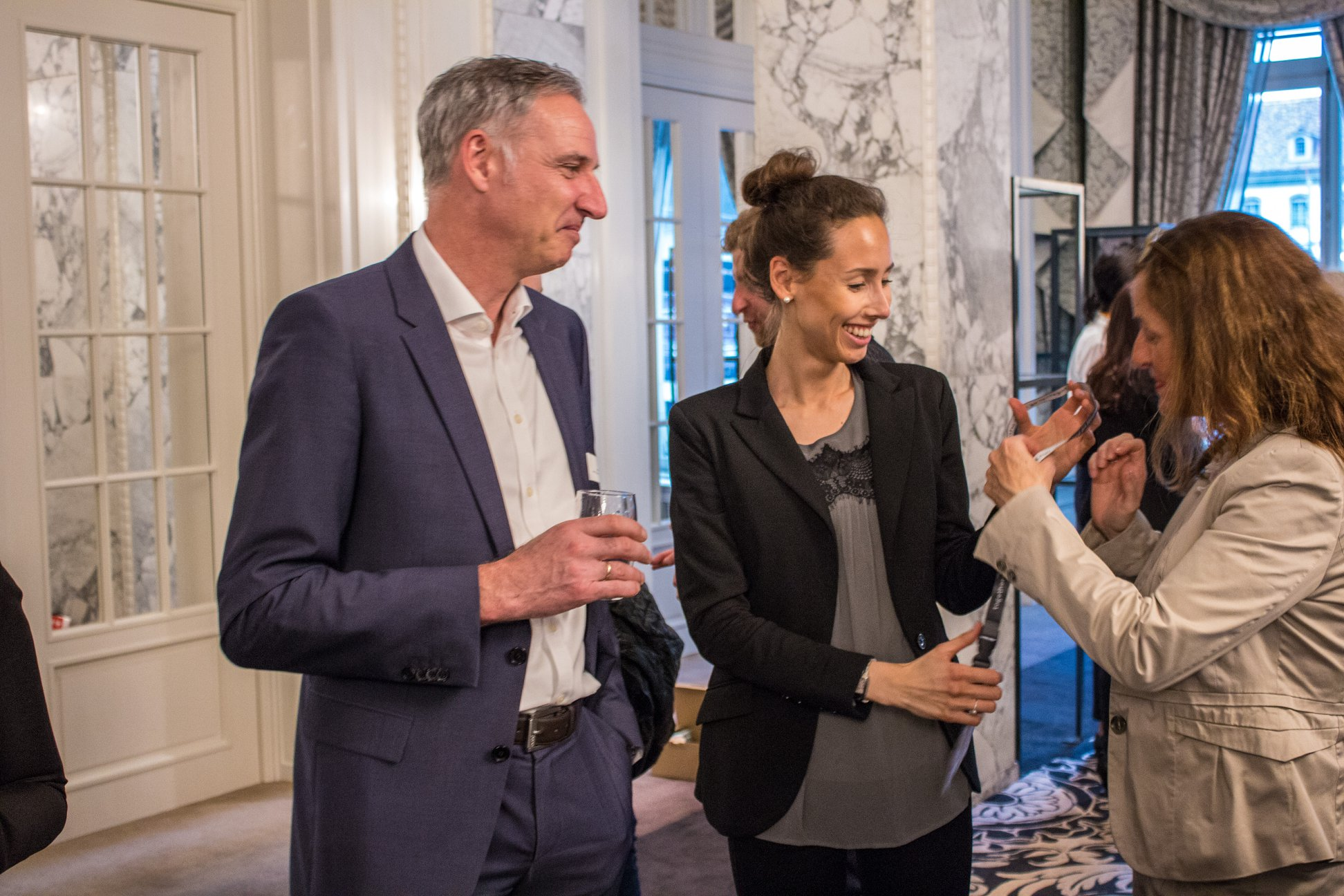 Sprungbrett-Event Bern 2018