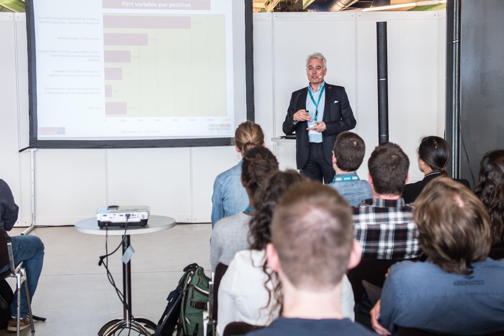 HES-SO-Forum Ingenieurwesen und Architektur 2018